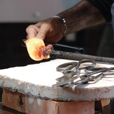 Making of Murano Glass