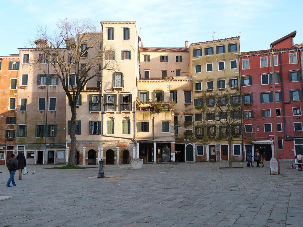 Jewish Getto Venice