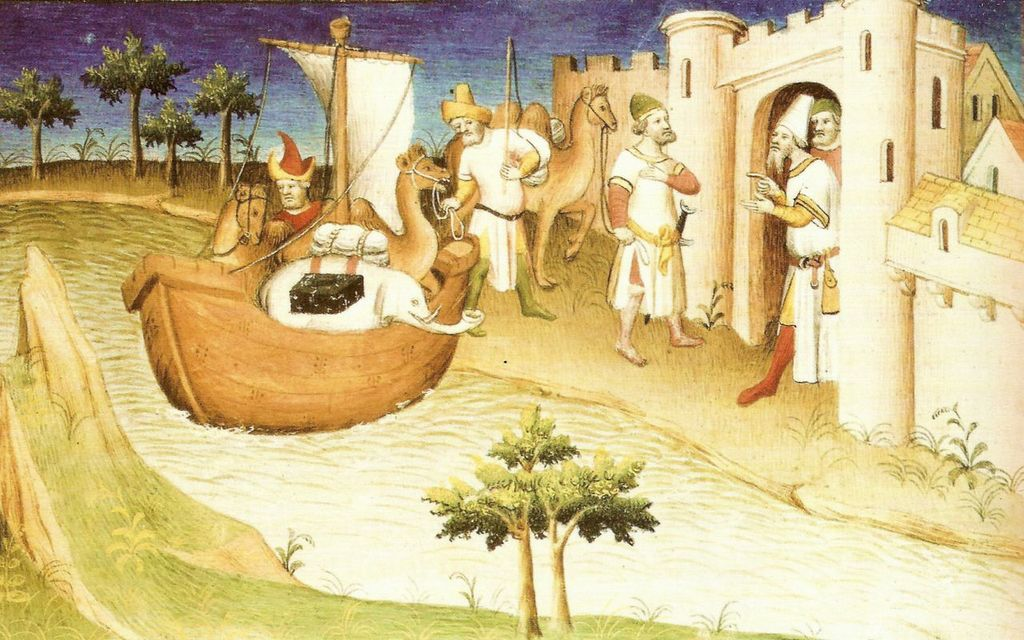 Travels Of Marco Polo from Venice