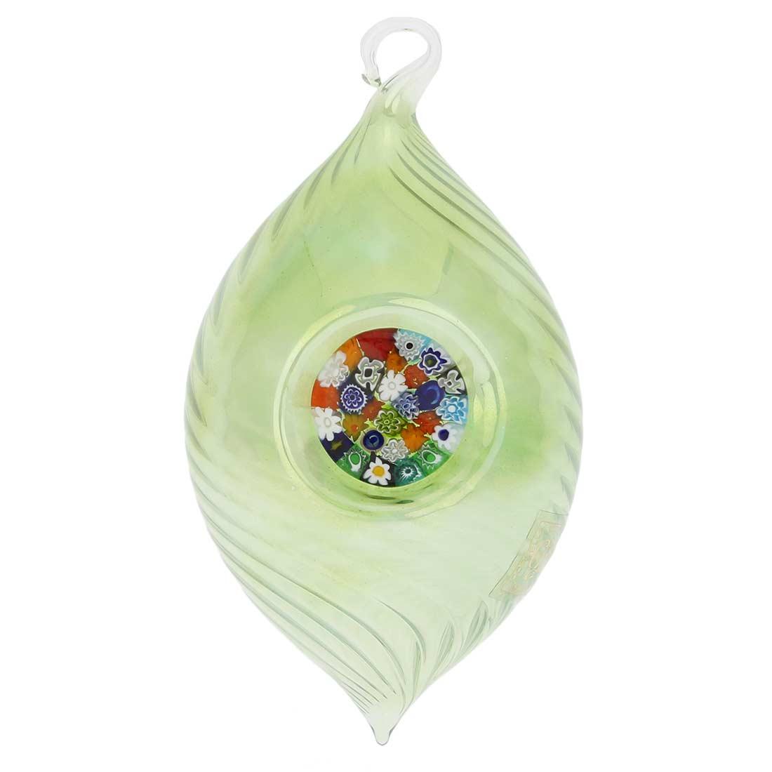 Christmas tree ornaments murano glass and murano glass - Murano glass ornaments italy ...