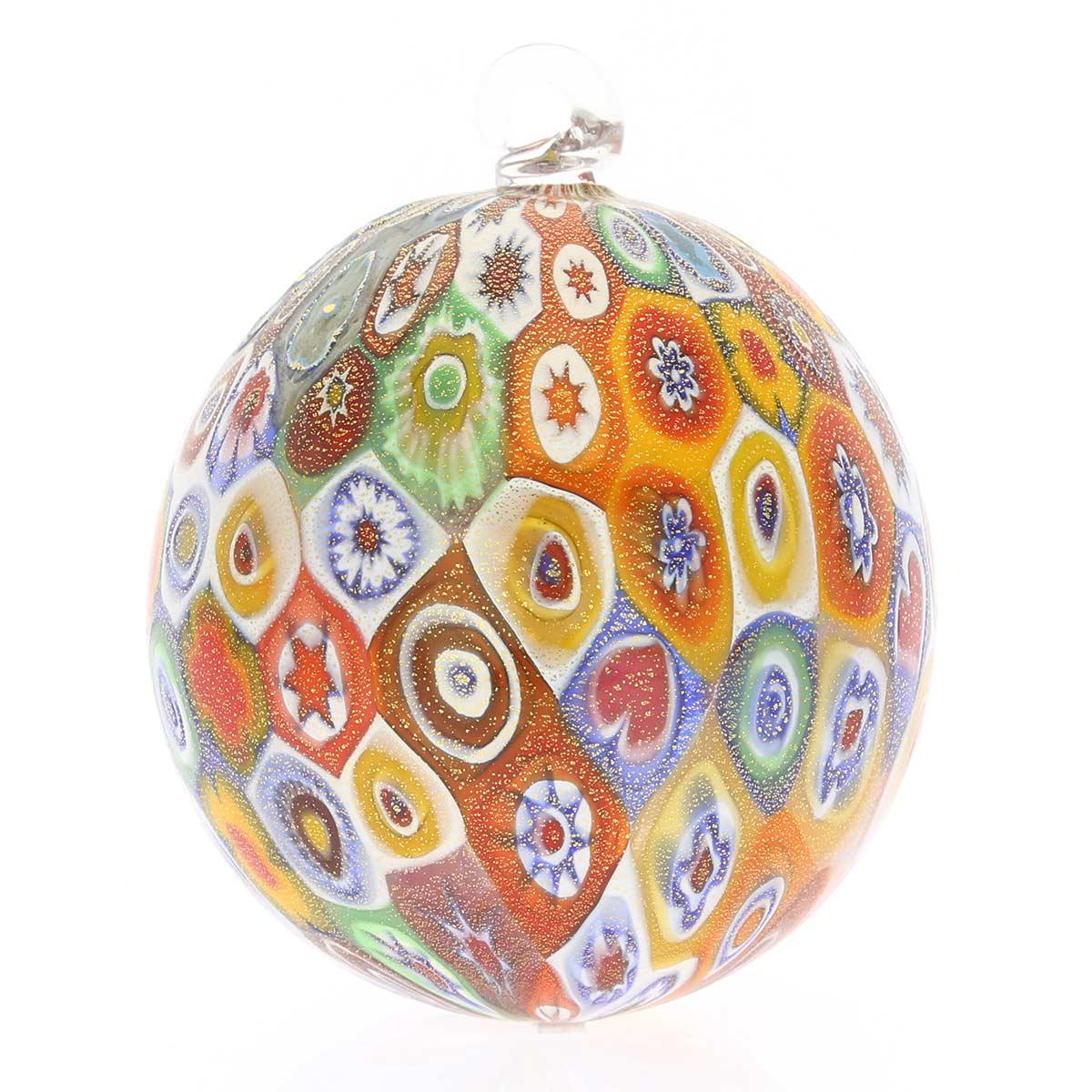 Christmas tree ornaments murano glass christmas ornament - Murano glass ornaments italy ...