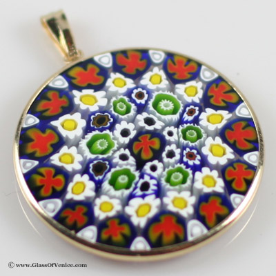 MILLEFIORI - Source: GlassOfVenice.com