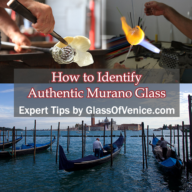 Murano Glass Markings