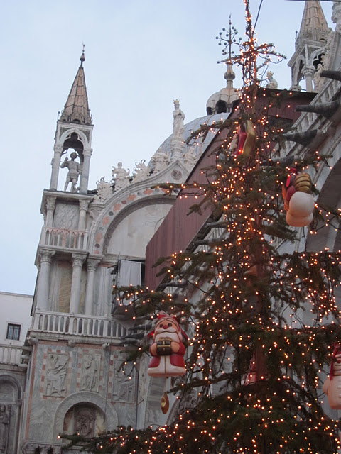 Christmas in Venice Italy