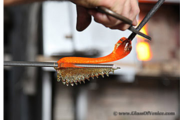 Making Murano Glass