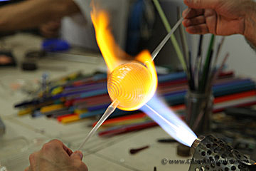 Creating authentic Murano Glass