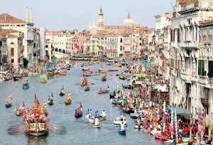 Venice Historic Regatta