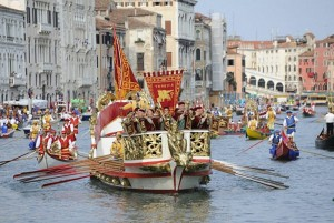 Venice Historic Regatta - Rowing Boat