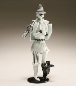 Murano Glass Art Figurine