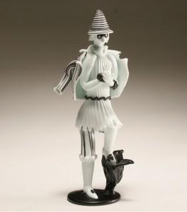 Murano Glass Art Figurine