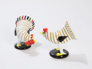 Murano Glass Art Figurines