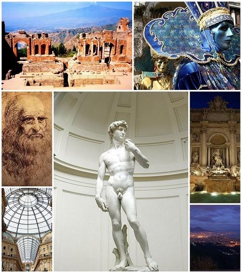 The best of Italy - Top Ten Travel Tips