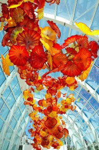 dale chihuly garden glass