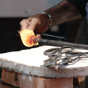 Making of Murano Glass
