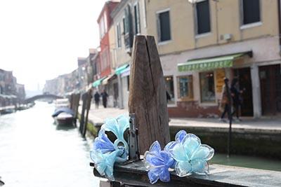 Murano Glass Flowers