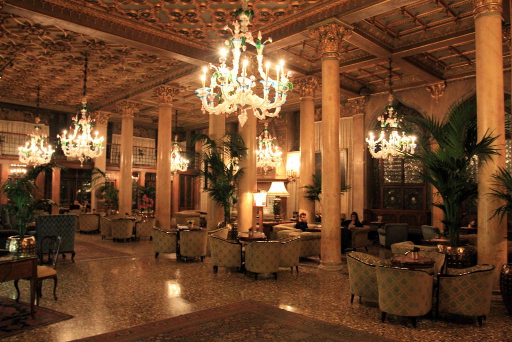 Hotel Danieli Venice Lobby