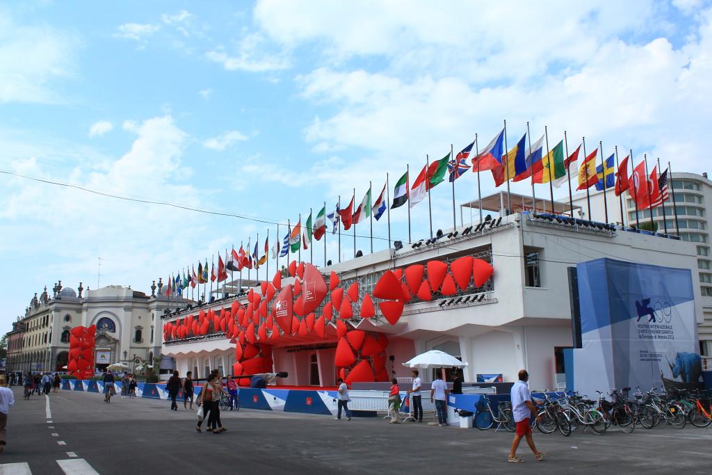 Lido Venice Film Festival Venue
