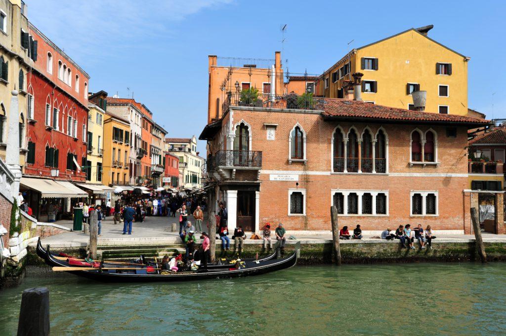 Cannaregio Canal Venice