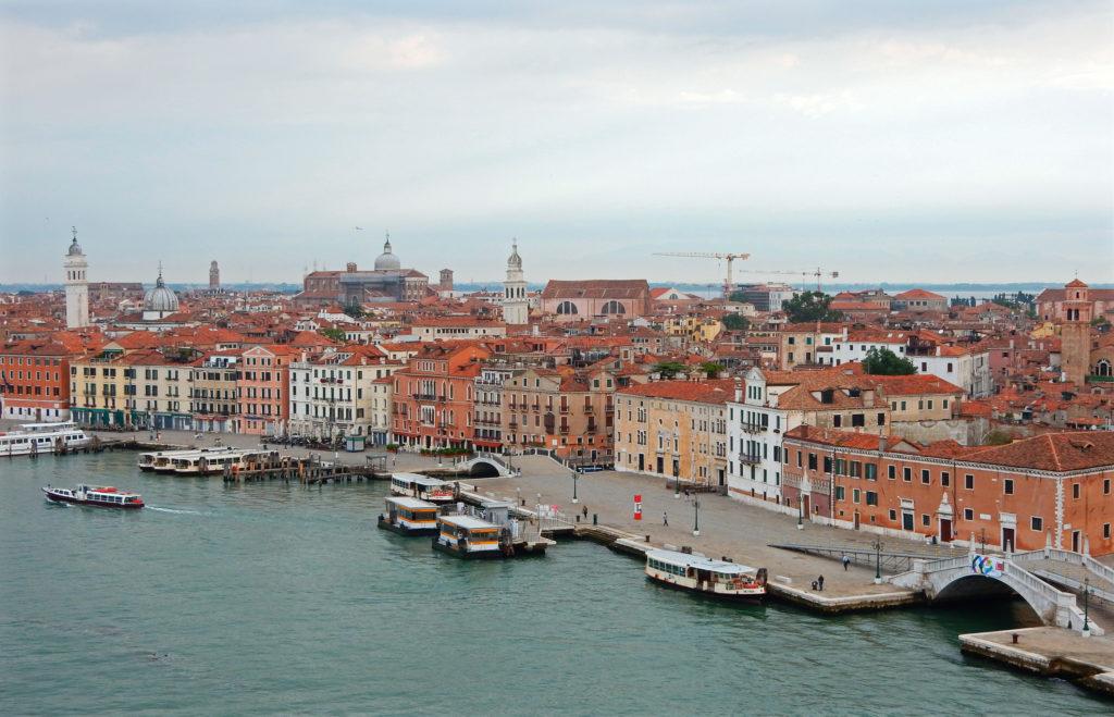 Castello Venice Italy Arsenale