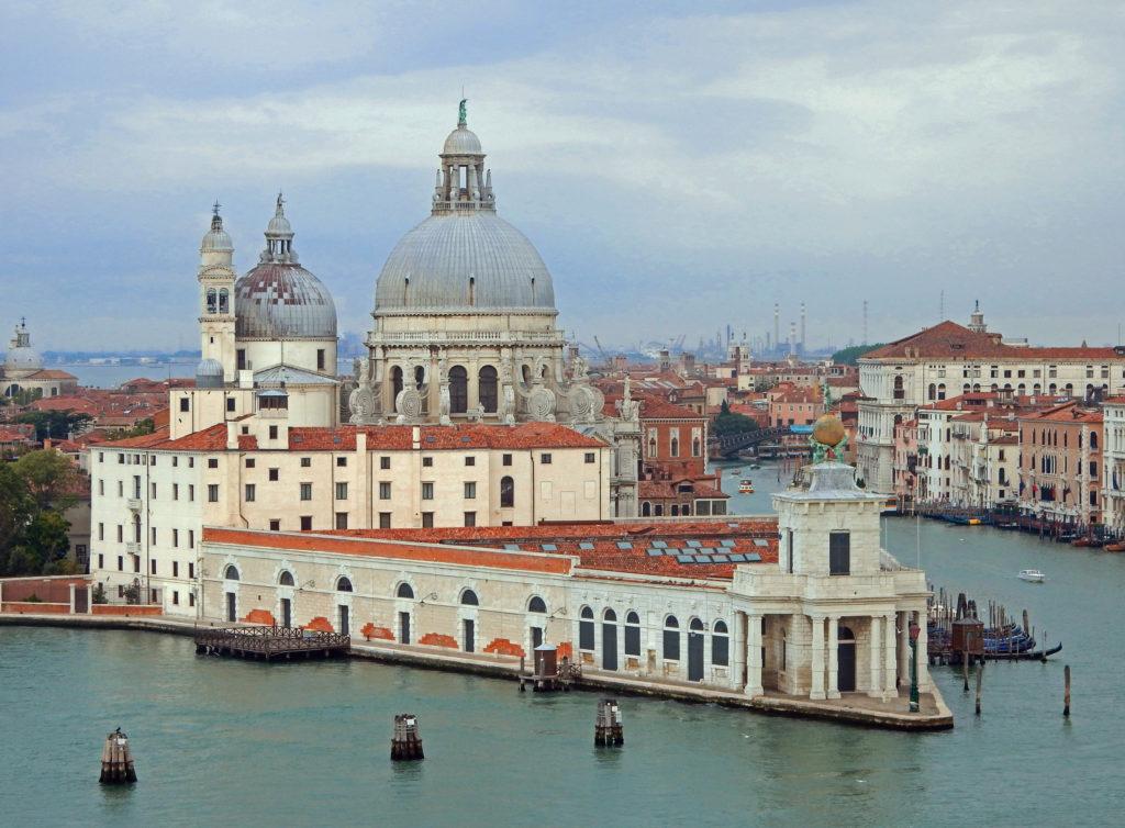 Venice Dorsoduro Santa Maria della Salute