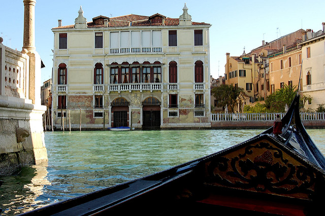 House Of Casanova In Venice