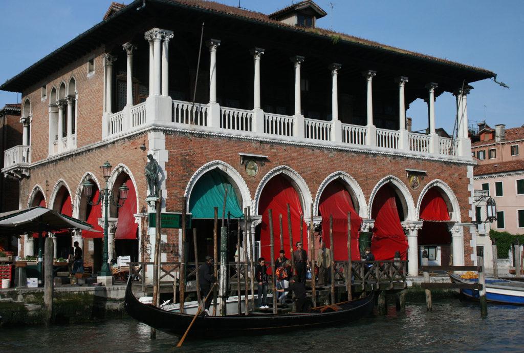 San Polo Venice Rialto Market