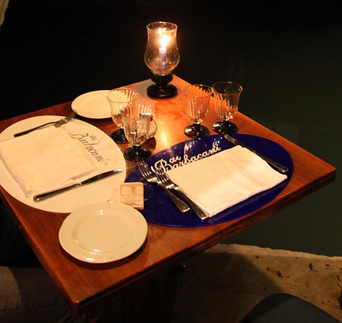 Ai Barbacani Restaurant Venice