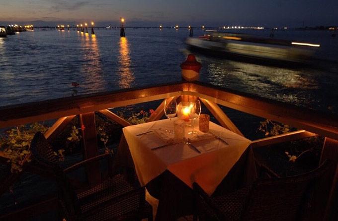 Algiubagio Restaurant Venice
