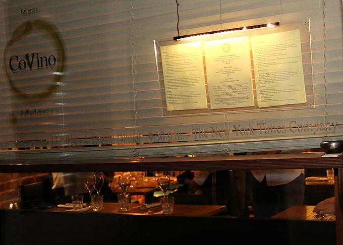 CoVino Restaurant Venice