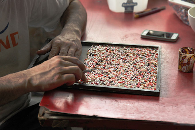 Millefiori Glass Making - How Expensive is Murano Glass