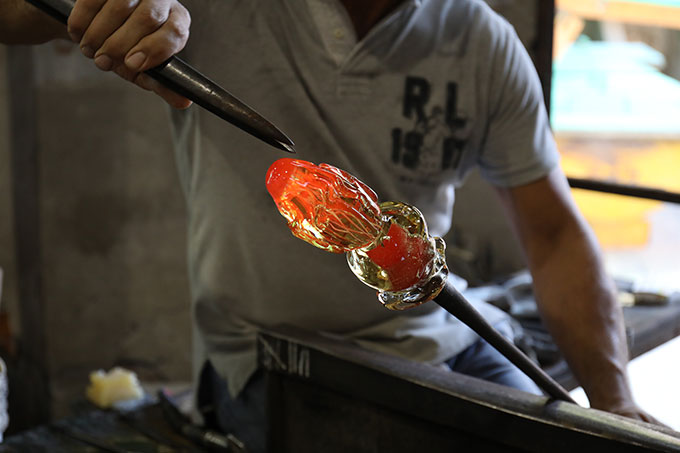 Sommerso Murano Glass Making - How Expensive is Murano Glass