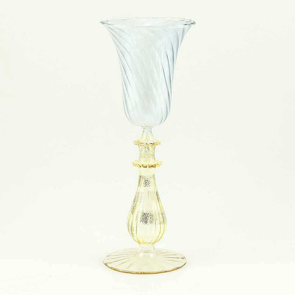 Murano Glass Wine Glasses and Goblets and Mens Gifts