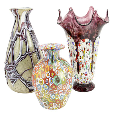 Murano Glass Jewelry And Accessories Imported From